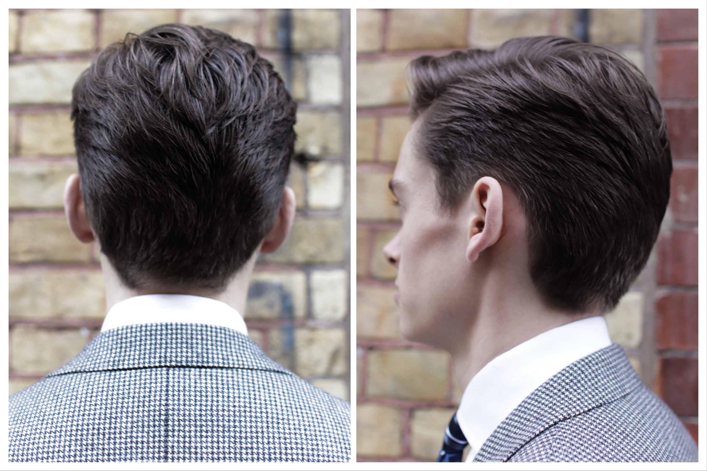 london barber ruffians model gentleman blogger style classic haircut dapper